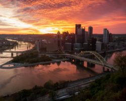 25 Epic Locations for Photos of the Pittsburgh Skyline