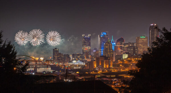 Where to see fireworks in Pittsburgh: Eleanor Street Park