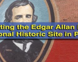 Visiting the Edgar Allan Poe National Historic Site in Philadelphia