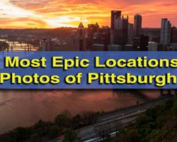 25 Epic Locations for Photos of Downtown Pittsburgh
