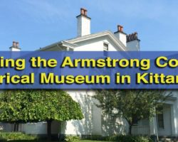 Touring the Armstrong County Historical Museum in Kittanning, Pennsylvania