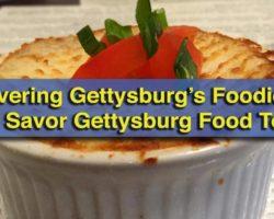 Discovering Gettysburg's Foodie Side with Savor Gettysburg Food Tours