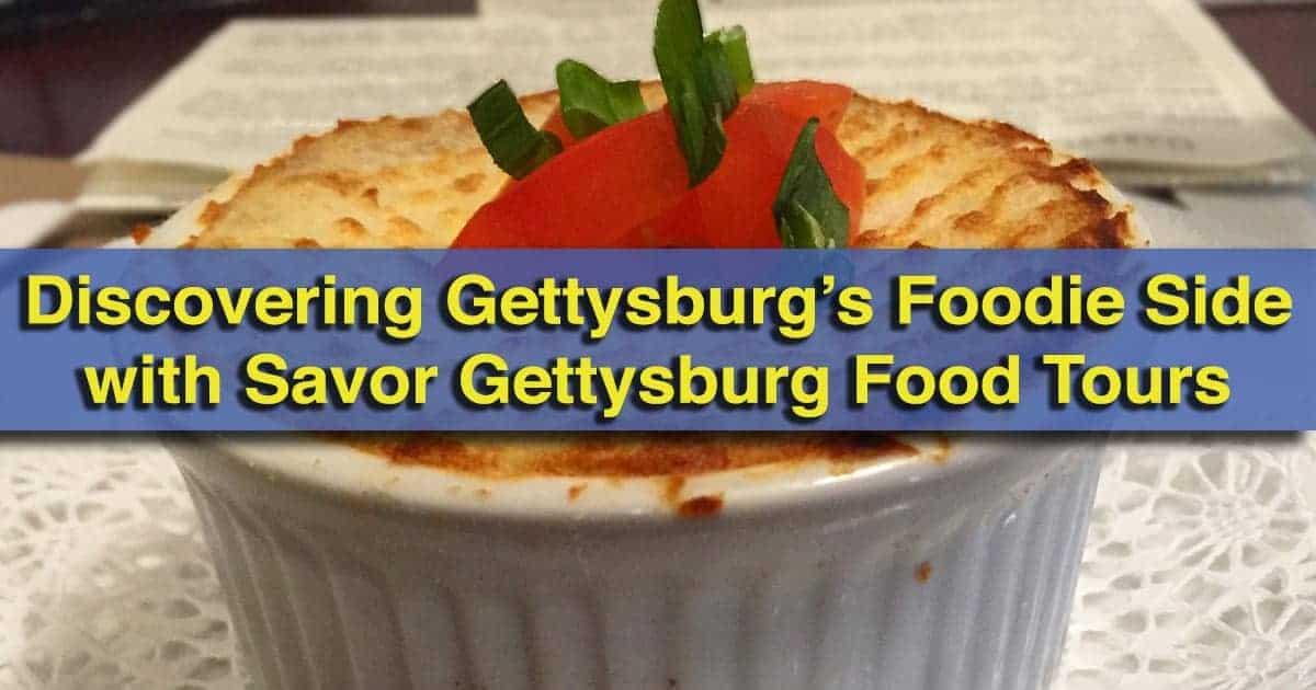 Savor Gettysburg Food Tours in Gettysburg, Pennsylvania