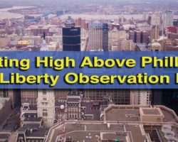 One Liberty Observation Deck Offers Stunning Views of Philadelphia