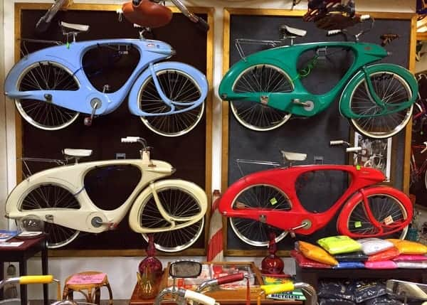 Touring The World S Largest Bicycle Museum At Bicycle