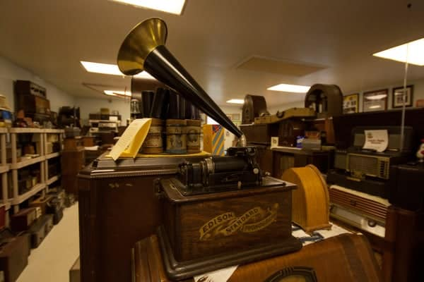 Visiting Check's Radio Museum in Karns City, Pennsylvania