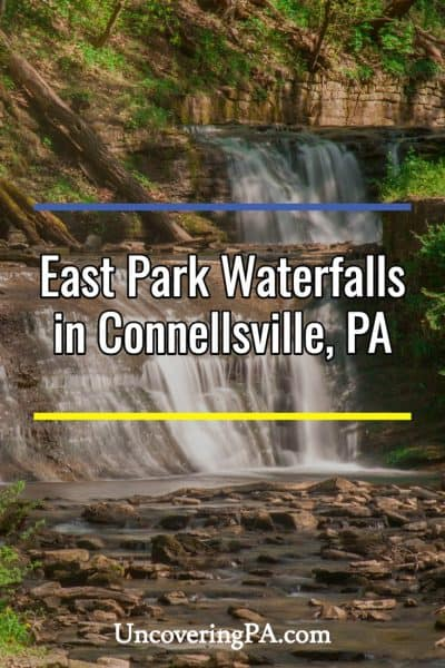 East Park in Connellsville, PA