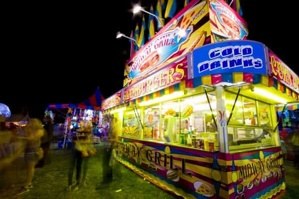 UncoveringPA's Top Pennsylvania Travel Photos of 2015: Elizabethtown Fair in Lancaster County