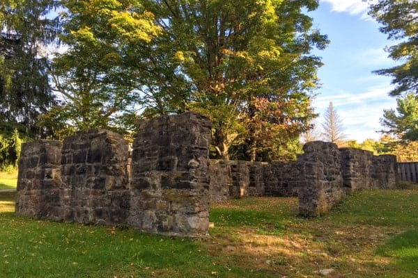 John Brown Tannery - Crawford County, Pennsylvania
