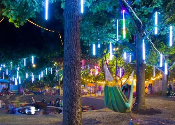UncoveringPA's Top Pennsylvania Travel Photos of 2015: Spruce Street Harbor Park in Philly
