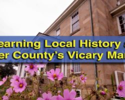 Learning Local History at Beaver County's Vicary Mansion