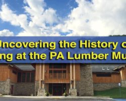 Uncovering the History of Logging at the Pennsylvania Lumber Museum