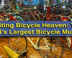 Touring the World's Largest Bicycle Museum at Bicycle Heaven in Pittsburgh