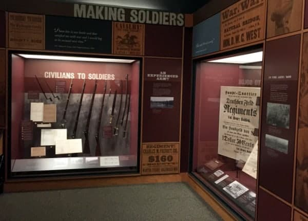 Gettysburg Museum of the Civil War, Pennsylvania
