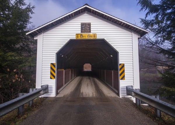 Covered Bridges in the PA Wilds