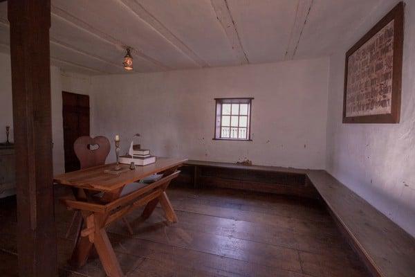 Conrad Beissel House Ephrata Cloister