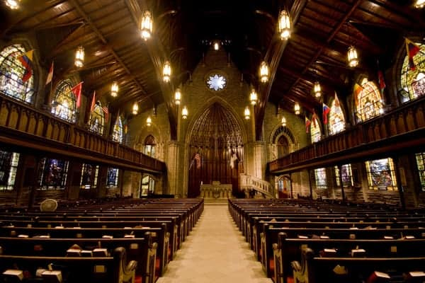 Churches to visit in Pittsburgh: First Presbyterian Church