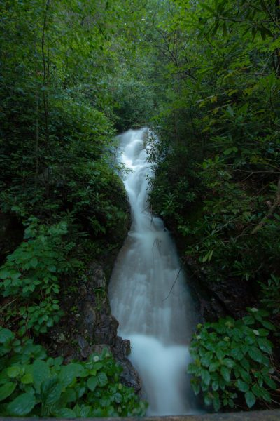 Luke's Falls in Lehigh Gorge State Park