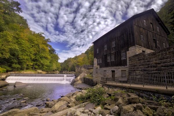 McConnells Mill State Park Lawrence County, Pennsylvania