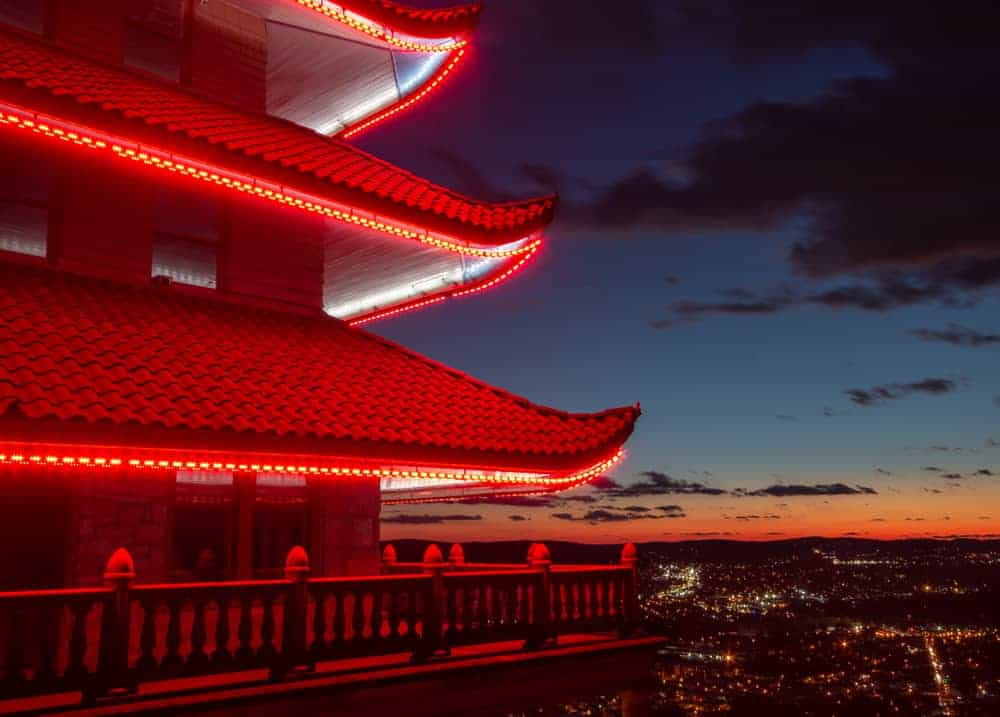 Visiting the Reading Pagoda: Pennsylvania's Japanese Oddity