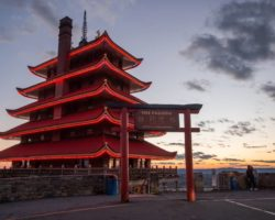 Visiting the Reading Pagoda: Pennsylvania's Japanese Oddity