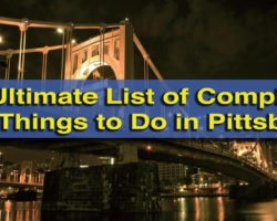 The Ultimate List of Completely Free Things to Do in Pittsburgh
