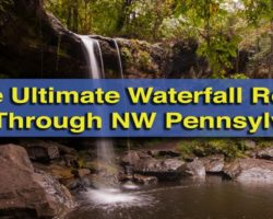 The Ultimate Waterfall Road Trip Through Northwestern Pennsylvania