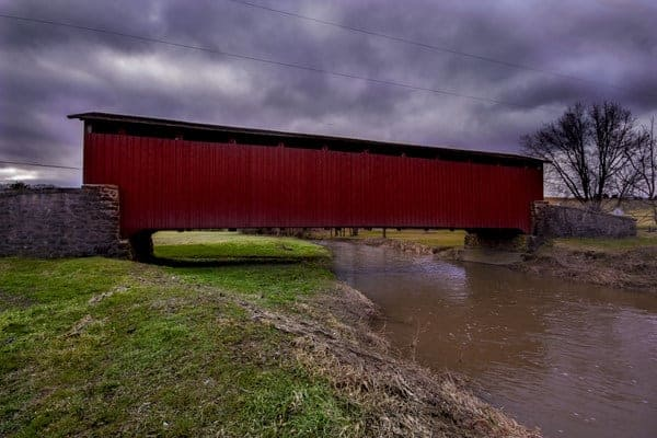 Lancaster PA Itinerary: Covered Bridges