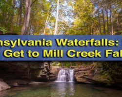 Pennsylvania Waterfalls: How to Get to Mill Creek Falls in Loyalsock State Forest
