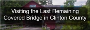 How to get to Logan Mills Covered Bridge