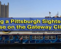 Taking a Pittsburgh Sightseeing Cruise on the Gateway Clipper