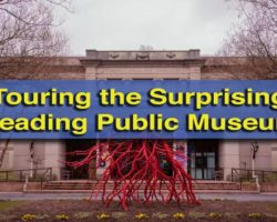 Touring the Surprisingly Amazing Reading Public Museum