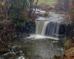 Pennsylvania Waterfalls: How to Get to Big Run Falls in New Castle's Cascade Park