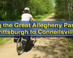 The UncoveringPA Guide to Biking the Great Allegheny Passage: Pittsburgh to Connellsville