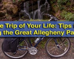 My Top Tips for Biking the Great Allegheny Passage