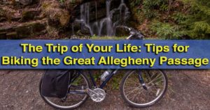 Tips for biking the GAP Trail in Pennsylvania