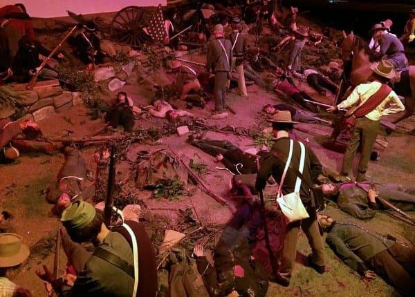 Diorama Gettysburg Heritage Museum in Gettysburg, PA