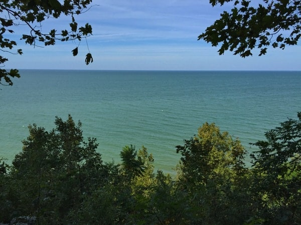 Erie Bluffs State Park is a great place to visit in Erie PA