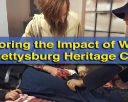 Exploring the Civilian Impact of the Civil War at the Gettysburg Heritage Center