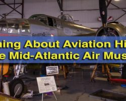 Learning About Aviation History at the Mid-Atlantic Air Museum in Reading