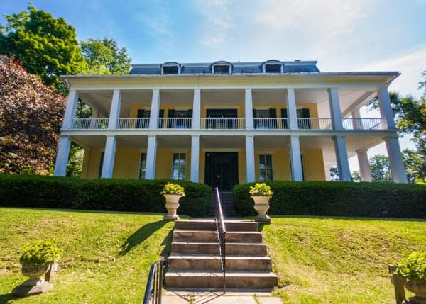 Touring the Baldwin-Reynolds House in Meadville, Pennsylvania