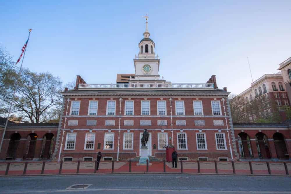 Independence National Historical Park is one of the best Philadelphia museums to visit