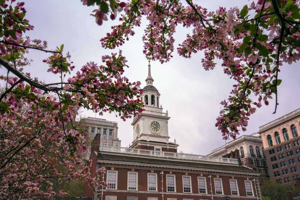 First-timers guide to Philadelphia - Independence Hall