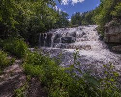 How to Get to Shohola Falls in Pike County