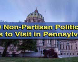 10 Non-Partisan Political Sites to Visit in Pennsylvania