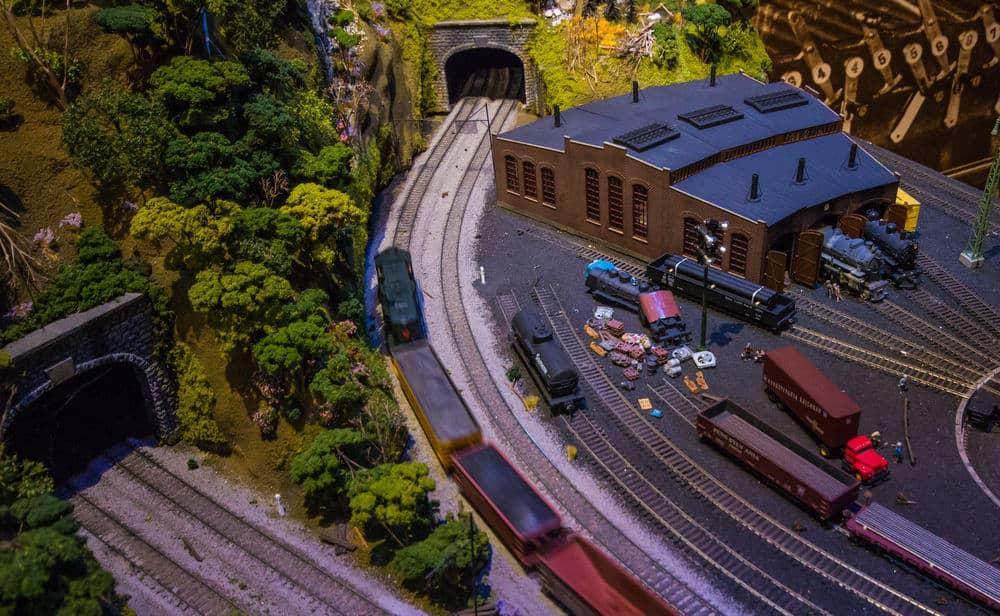 Visiting the Railroaders Memorial Museum in Altoona, Pennsylvania