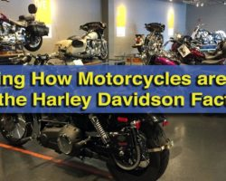Learning How Motorcycles are Made at the Harley-Davidson Factory in York