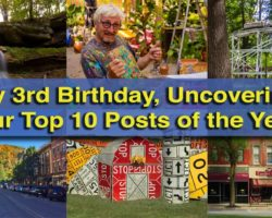 Happy 3rd Anniversary, UncoveringPA: Our Top 10 Posts of the Past Year
