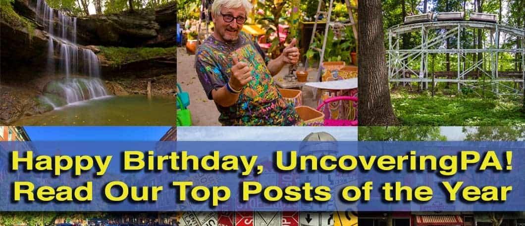 UncoveringPA 3rd Birthday