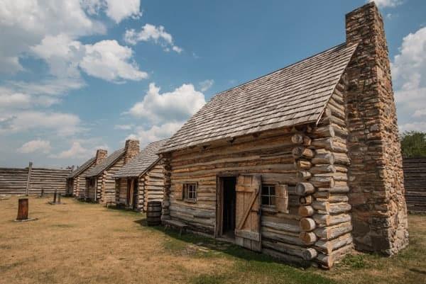 Exploring Fort Roberdeau in Blair County, Pennsylvania